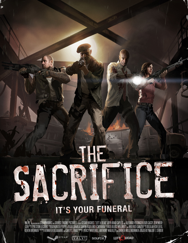 Review: Left 4 Dead 2: The Sacrifice (Microsoft Xbox 360) | Diehard