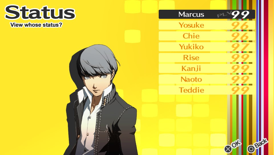 Persona 4 dating multiple girls