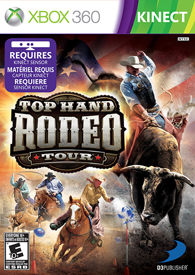 Xbox 360 Games 2013 : Review top hand rodeo xbox kinect diehard gamefan