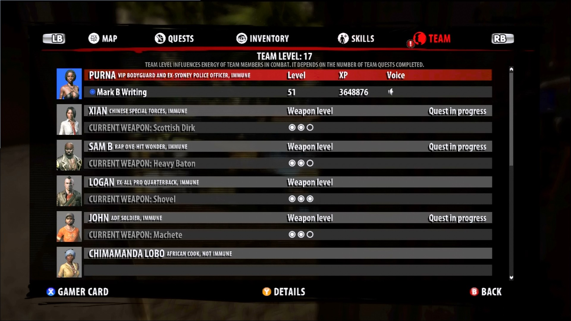 Dead Island Sound Issues