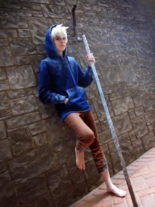 Malindachan as Jack Frost - Photo by Ex-Shadow