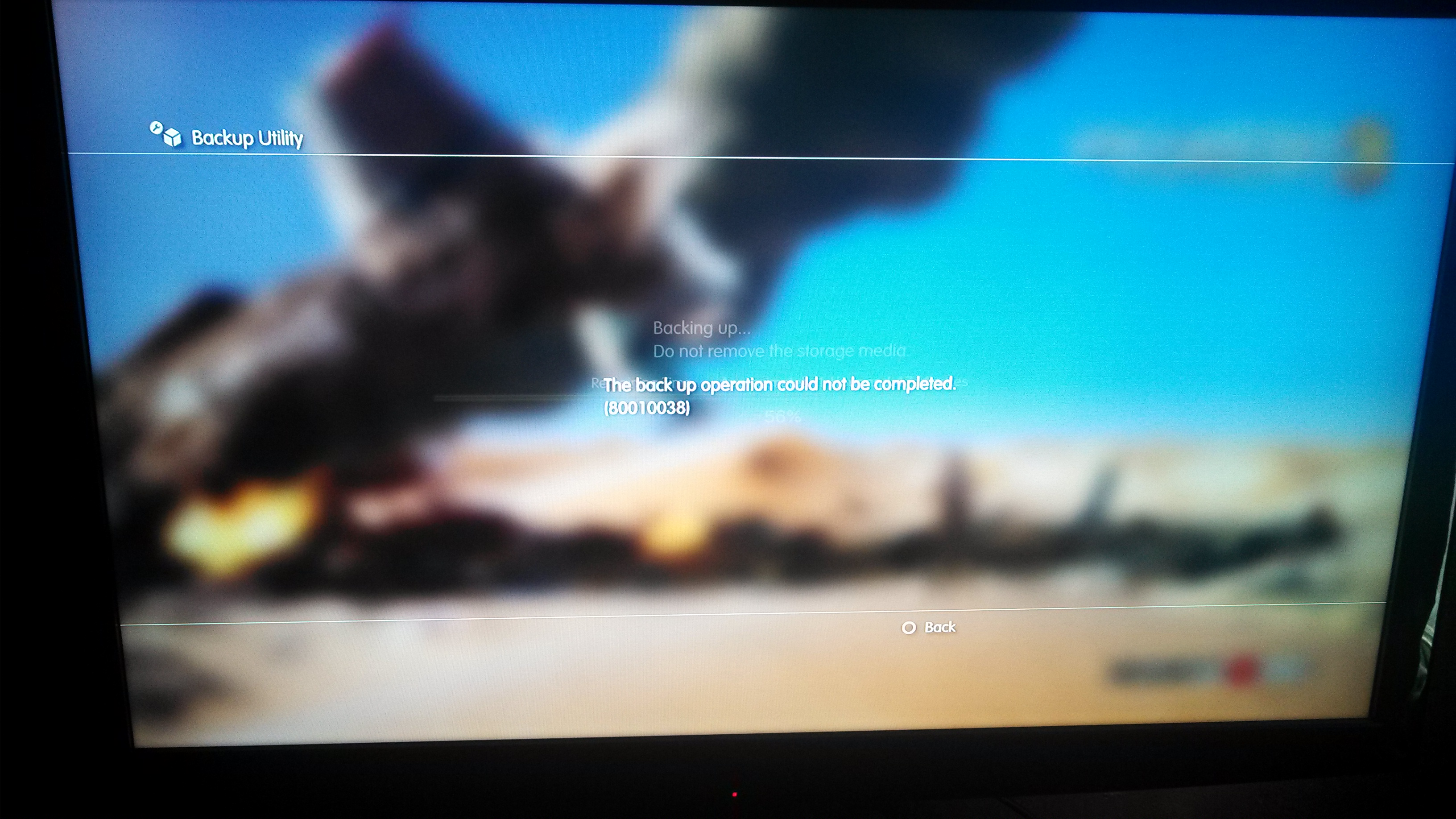 List of Synonyms and Antonyms of the Word: playstation 3 error 80010038