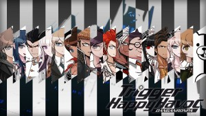 DanganRonpa: Trigger Happy Havoc - Title Splash