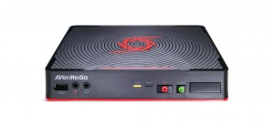 AVerMedia Game Capture HD II – Front