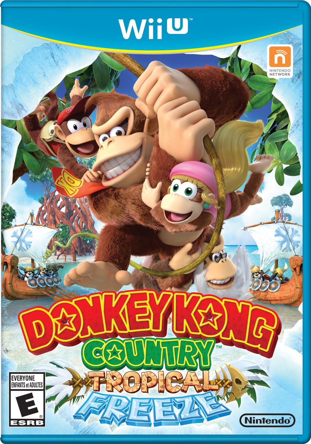 Review: Donkey Kong Country: Tropical Freeze (Nintendo Wii