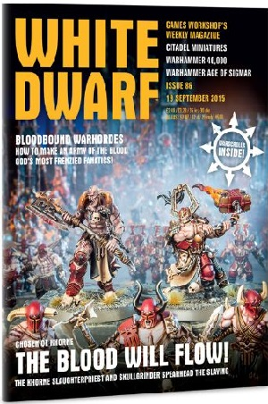 Tabletop Review: White Dwarf, Issue #86 (Warhammer: Age of ...